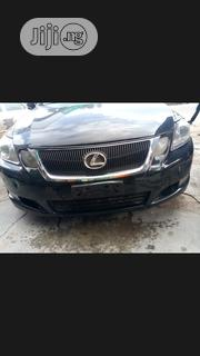 Lexus GS 2008 460 Black | Cars for sale in Lagos State, Ikeja