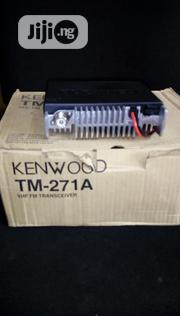 Kenwood TM-271A Base Station   Audio & Music Equipment for sale in Lagos State, Ikeja