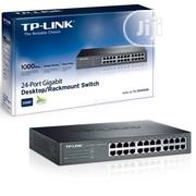 Tp-link 24ports Desktop/Rack Mount Gigabit Switch TL-SG1024D   Networking Products for sale in Lagos State, Ikeja