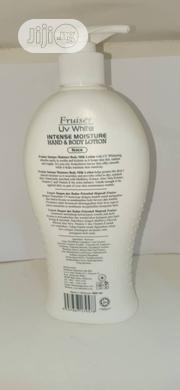 Fruiser Uv White Body Milk Lotion 400m | Skin Care for sale in Lagos State, Amuwo-Odofin