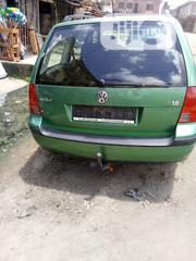 Volkswagen Golf 2000 Green | Cars for sale in Lagos State, Apapa