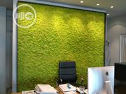 Artificial Wall Grass Framed Backdrop | Manufacturing Services for sale in Ekiti State, Ado Ekiti