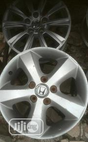 16inch Alloy Wheel For Toyota And Honda Cars | Vehicle Parts & Accessories for sale in Lagos State, Mushin