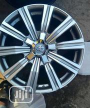 20 Inch Alloy Wheel For Lexus Lx570 Or Toyota Land Cruiser | Vehicle Parts & Accessories for sale in Lagos State, Mushin