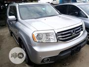 Honda Pilot 2013 Silver | Cars for sale in Lagos State, Lagos Mainland