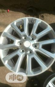 18inch Alloy Wheel For Latest Toyota Pardo | Vehicle Parts & Accessories for sale in Lagos State, Mushin