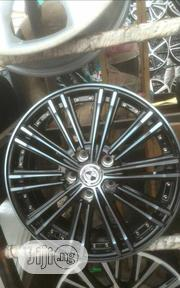 17inch Alloy Wheel For Toyota And Honda Cars. | Vehicle Parts & Accessories for sale in Lagos State, Mushin