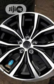 17inch Alloy Wheel For Honda And Toyota   Vehicle Parts & Accessories for sale in Lagos State, Mushin