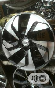 17inch Alloy Wheel Honda And Toyota | Vehicle Parts & Accessories for sale in Lagos State, Mushin