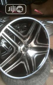 20inch Alloy Wheel For Mercedes Benz | Vehicle Parts & Accessories for sale in Lagos State, Mushin