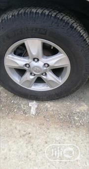 18inch Alloy Wheel For Toyota Land Cruiser /Lexus | Vehicle Parts & Accessories for sale in Lagos State, Mushin