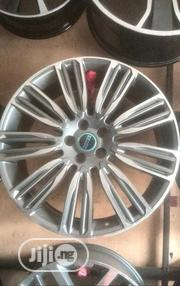 22inch Alloy Wheel For Range Rover   Vehicle Parts & Accessories for sale in Lagos State, Mushin
