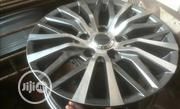 Alloy Wheel For Lexus Lx570 And Toyota Land Cruiser | Vehicle Parts & Accessories for sale in Lagos State, Mushin