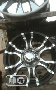 16 Inch Alloy Wheel For 6 Bolt Jeeps | Vehicle Parts & Accessories for sale in Lagos State, Mushin