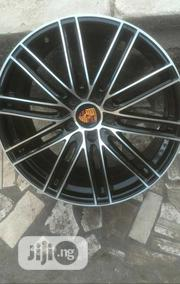 21inch Alloy Wheel For Porsche Cayenne   Vehicle Parts & Accessories for sale in Lagos State, Mushin