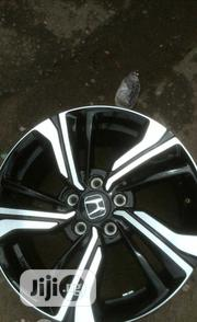 17inch Alloy Wheel Honda And Toyota Carz | Vehicle Parts & Accessories for sale in Lagos State, Mushin