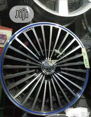 Alloy Wheel For Toyota Corolla.. | Vehicle Parts & Accessories for sale in Lagos State, Mushin