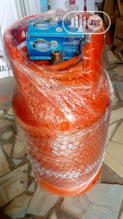 Gas Cylinder 12.5kg With Regulator And Hose- | Plumbing & Water Supply for sale in Lagos State, Ojo