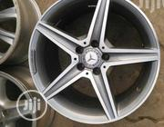 18rm Factory Fitted Mercedesbenz Alloy Wheel | Vehicle Parts & Accessories for sale in Lagos State, Mushin
