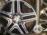 20inch Alloy Wheel For Mercedes Benz G Wagon | Vehicle Parts & Accessories for sale in Lagos State, Mushin