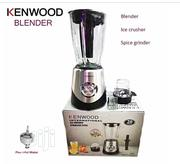 Kenwood International Ice Crusher Blender With Grinder | Kitchen Appliances for sale in Lagos State, Mushin