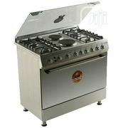 Polystar Gas Cooker ( 4gas 2electric Burner ) | Kitchen Appliances for sale in Lagos State, Lekki Phase 1