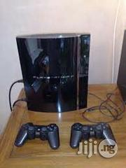 Ps3 Console With 2 Controllers.   Video Game Consoles for sale in Rivers State, Obio-Akpor