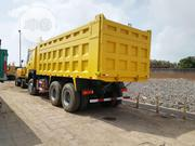 Grade China Truck 2014 Yellow For Sell | Trucks & Trailers for sale in Lagos State, Lekki Phase 1
