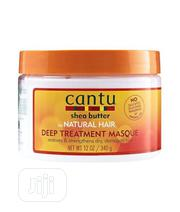Cantu Deep Treatment Masque For Natural Hair 12oz | Hair Beauty for sale in Lagos State, Oshodi-Isolo