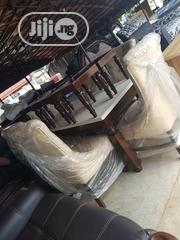 Furniture - Quality Wooden & Marble Dinning Set | Furniture for sale in Abuja (FCT) State, Gwarinpa