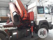 Newly Arrived Tokunbo IVECO Ten Tyres Hiab Truck 1992 | Heavy Equipments for sale in Lagos State, Apapa
