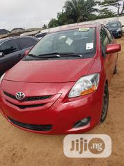 Toyota Yaris 2008 1.3 VVT-i Automatic Red | Cars for sale in Lagos State, Ikotun/Igando