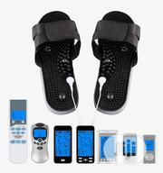 Sunmas Acuputure Electric Plastic Roller Foot Massager With Heat | Massagers for sale in Lagos State, Amuwo-Odofin
