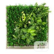 Artificial Green Wall Flower Frames At Sales To Bulk Buyers | Landscaping & Gardening Services for sale in Oyo State, Ibadan