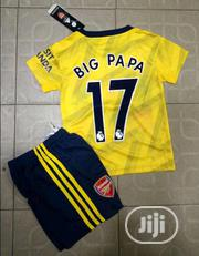 Arsenal Kids Away Jersey | Clothing for sale in Lagos State, Yaba