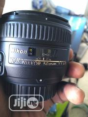 Nikon 50mm 1.4 | Photo & Video Cameras for sale in Lagos State, Ikeja
