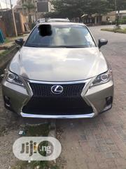 Lexus CT 200h 2016 Gold | Cars for sale in Lagos State, Alimosho