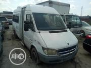 Dodge Sprinter 2006 3500 Chassis Cab White | Buses & Microbuses for sale in Rivers State, Port-Harcourt