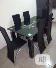 Quality 6 Seaters Glass Dining Table | Furniture for sale in Abuja (FCT) State, Garki I