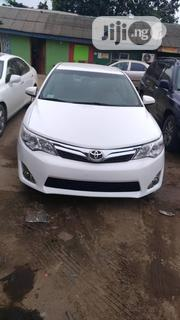 Toyota Camry 2014 White | Cars for sale in Lagos State, Alimosho