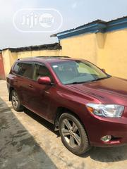 Toyota Highlander 2008 Brown | Cars for sale in Lagos State, Orile