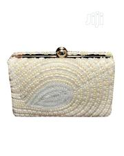 White Beaded Purse | Bags for sale in Lagos State, Ajah