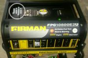 Firman Pertrol Generator 7.6kva   Electrical Equipments for sale in Lagos State, Ojo
