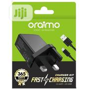 Oraimo Ou-60zr Charger | Accessories for Mobile Phones & Tablets for sale in Abuja (FCT) State, Wuse 2