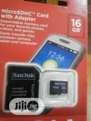 Original Sandisk Micro SDHC Card | Accessories for Mobile Phones & Tablets for sale in Abuja (FCT) State, Gwagwalada