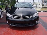 Toyota Corolla 2013 Black | Cars for sale in Lagos State, Lekki Phase 1