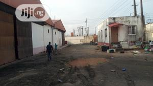 One Bare Warehouse With Office Space at Isolo Lagos