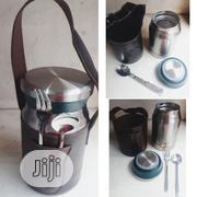 Kids Food Warmer With Leather Carrier Bag And Cutlery | Restaurant & Catering Equipment for sale in Lagos State, Ikoyi