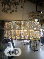 Italian Crystal Chandelier With Bulbs | Home Accessories for sale in Lagos State, Magodo