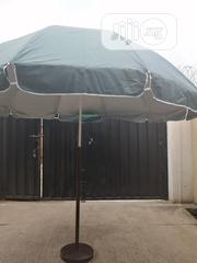 Exquisite Modern Stand With Parasol Umbrella | Manufacturing Services for sale in Abuja (FCT) State, Dei-Dei